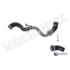 (144603145R 4422245 GM 93451667) RENAULT OPEL TURBO HOSE EXCLUDING METAL PIPE SMALL HOSE SHOWN WITH ARROW