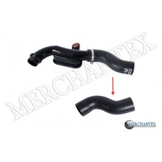 (51960154 68256166AA) FIAT JEEP TURBO HOSE EXCLUDING PLASTIC PIPE 3 LAYERS POLYESTER HAS BEEN USED
