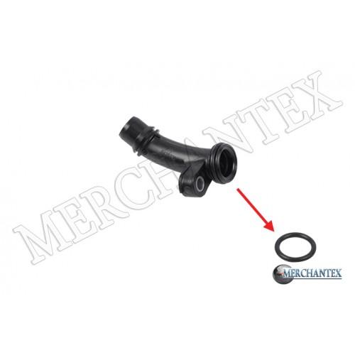 (71753784 2091069 GM 93167258 68220894AA) FIAT ALFA ROMEO LANCIA OPEL JEEP EGR PIPE GASKET 19.00mm x 3.00mm